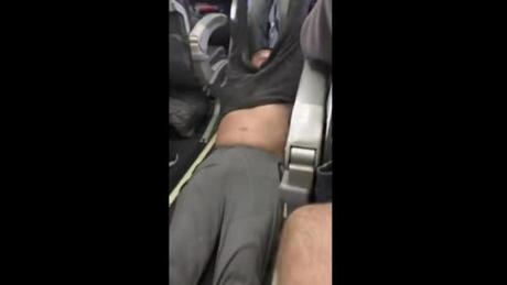 Dr. David Dao was removed from a United Airlines flight in Chicago on Sunday.
